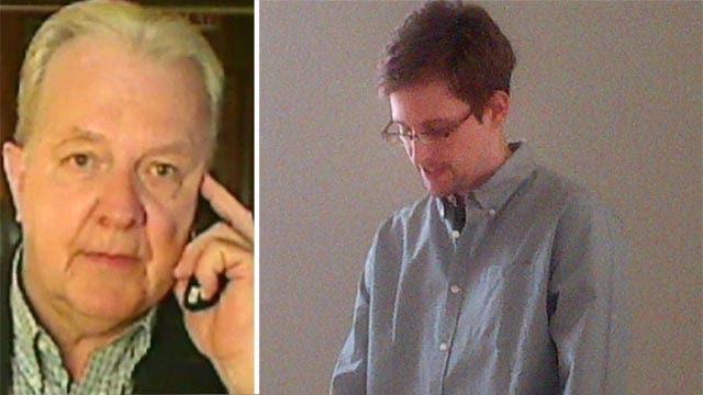 NSA analyst turned whistleblower weighs in on Snowden