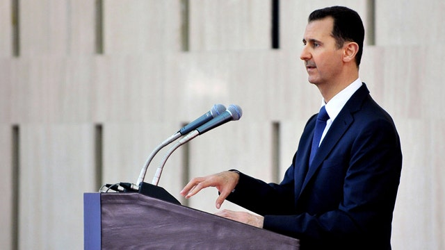 Power Play 8/28/2013: Ousting Assad is not the aim