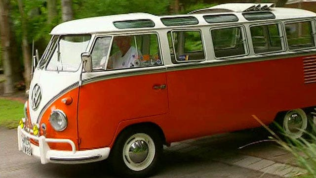 Production halted on iconic VW bus after 63 years