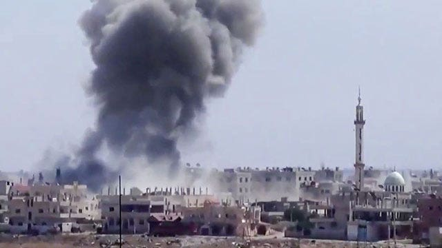 Report: US fears Syria could use more chemical weapons