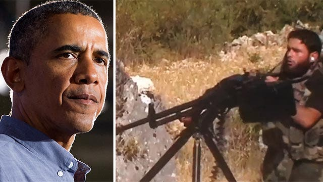 Obama advocates 'shot across the bow' for Syria, as concerns grow in Congress