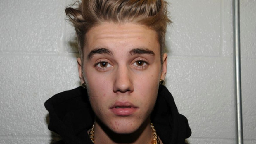 Bieber compares fender bender to Princess Diana crash