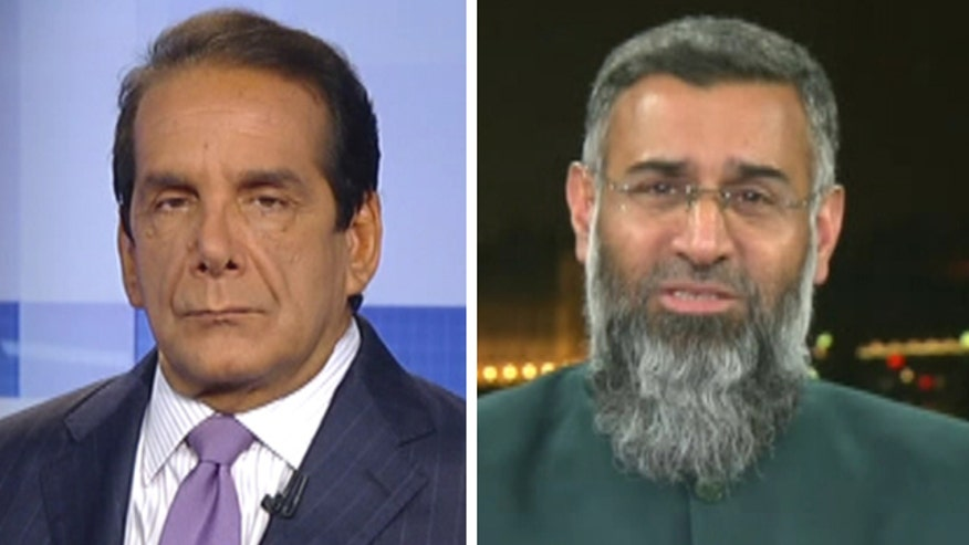 Syndicated columnist and Fox News contributor on Sean Hannity's fiery interview with Imam who threatened Sharia law was 'coming to a town near you'