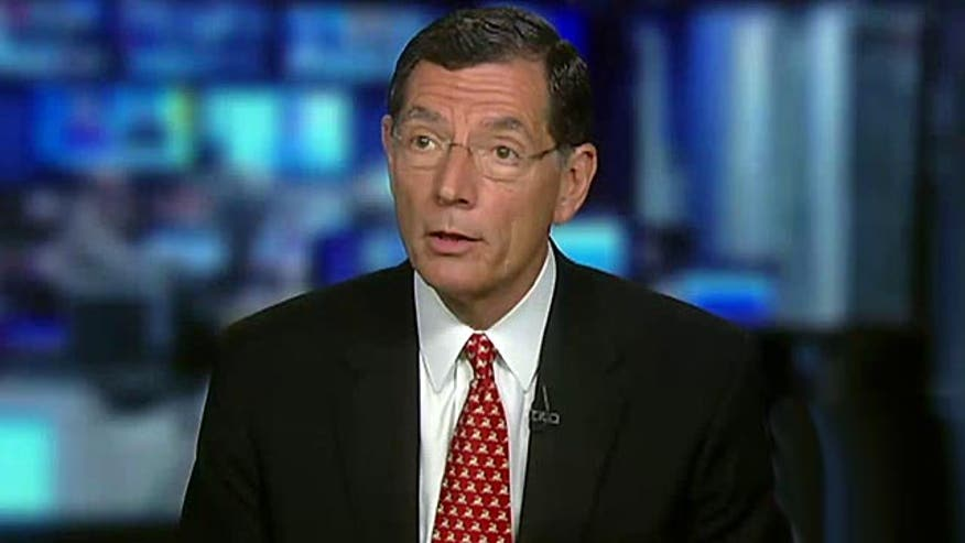 Carl Cameron reports from Washington