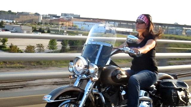 'Stilettos on Steel' is new biker chick sorority