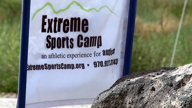 Camp for kids suffering from Autism