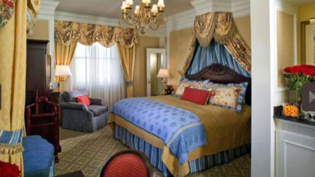 Circuit Court Judges Book Lavish Conference Accommodations