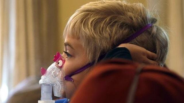 Virus infecting over 300 children in Kansas City