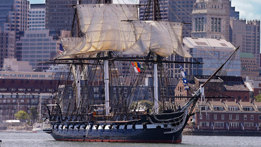 World's oldest commissioned warship prepares for dry dock renovation