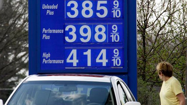 Gas prices heading higher a holiday travelers hit road