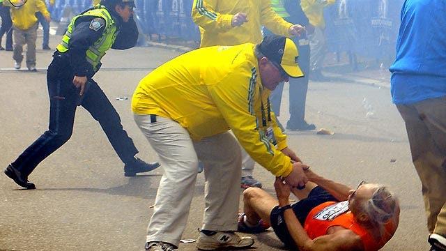 EMS audio offers inside look at Boston Marathon bombings