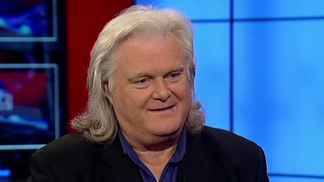 Ricky Skaggs looks back on legendary music career