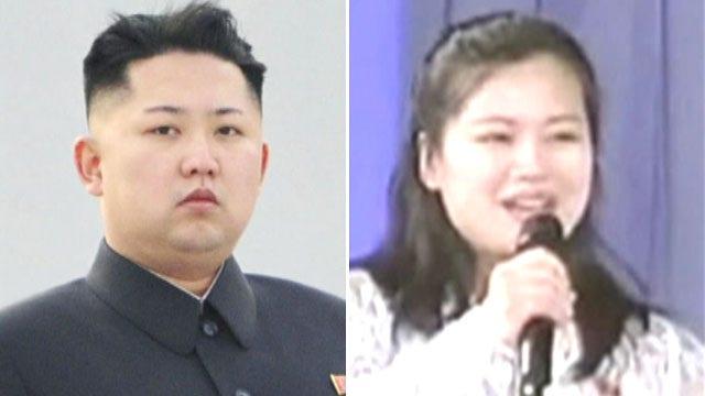 Kim Jong-un's ex-girlfriend executed by firing squad?
