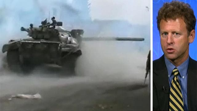 Michael O'Hanlon: Strike will act as a message to Assad