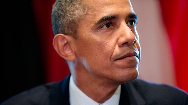 Obama alone on the world stage over Syria?