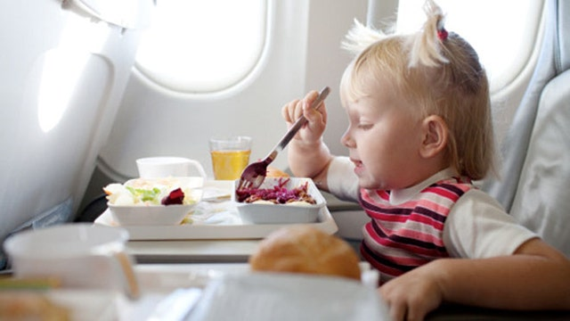 Some airlines are placing big travel restrictions on kids