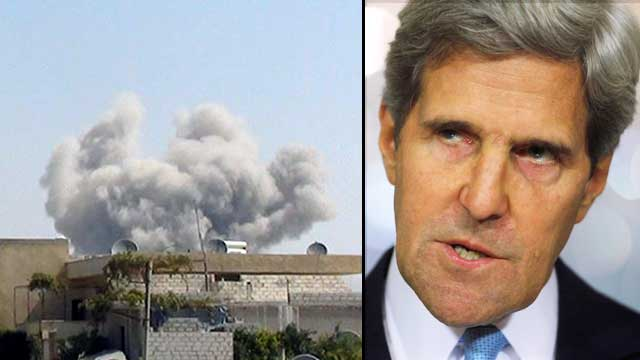 Potential US action in Syria about 'Obama's image'?