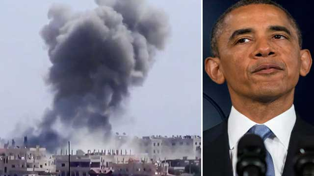 Will Obama seek congressional approval for Syria strike?