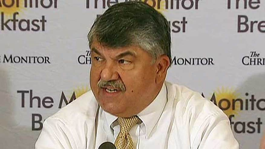 AFL-CIO president says health care law needs changes