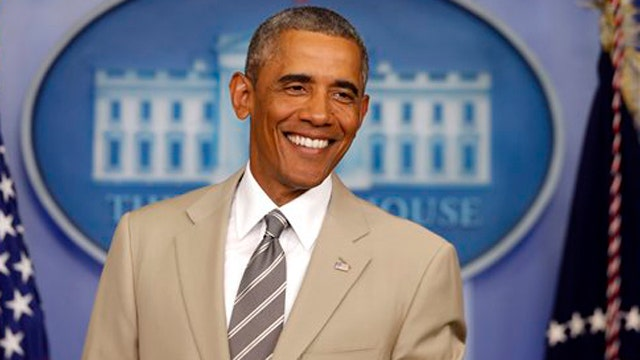 After the Buzz: Twitter ablaze over tan suit