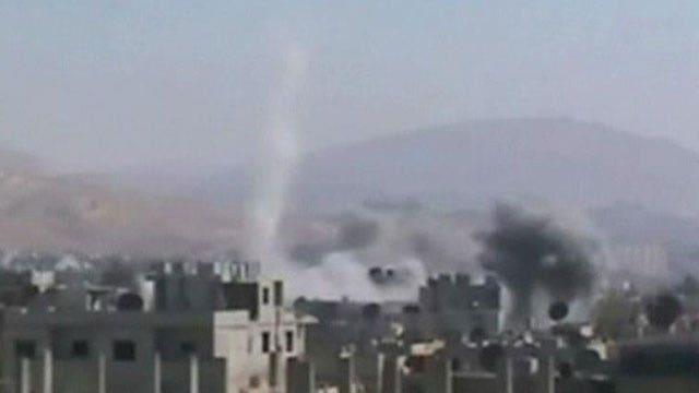 International resistance to strike on Syria