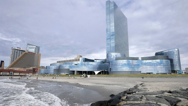 Atlantic City casinos closing in face of more competition