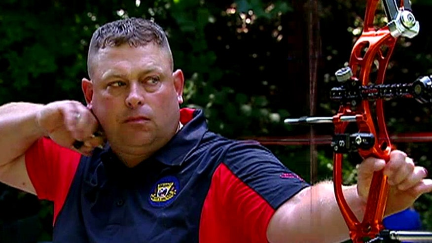 Marine master archer to compete in Invictus Games