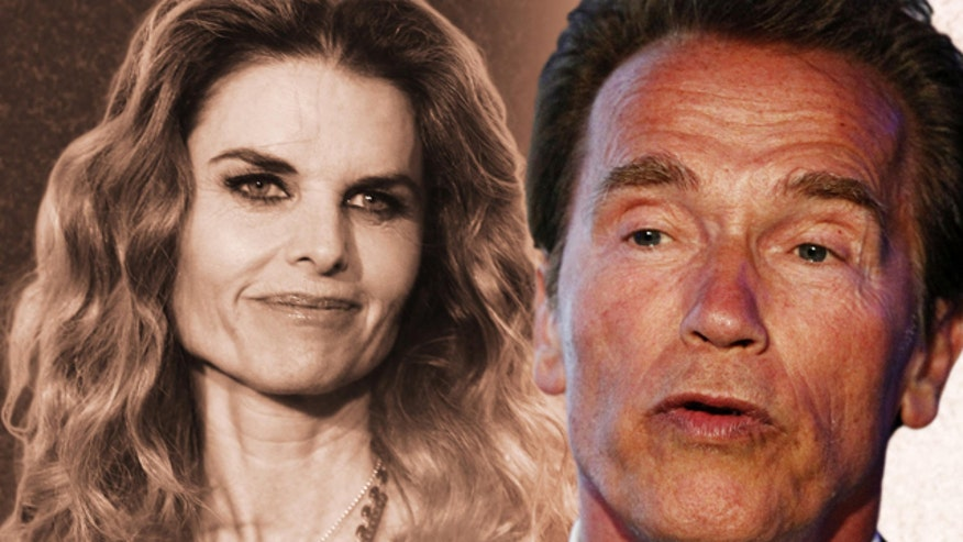 Did Maria Shriver also cheat on her husband?