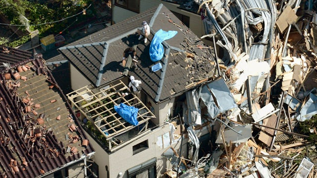 Around the World: Tornadoes hit towns outside Tokyo