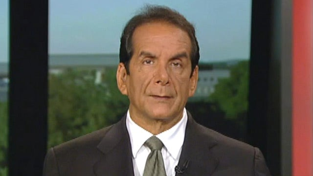 """Krauthammer on Obama: """"He Doesn't Have a Strategy"""""""