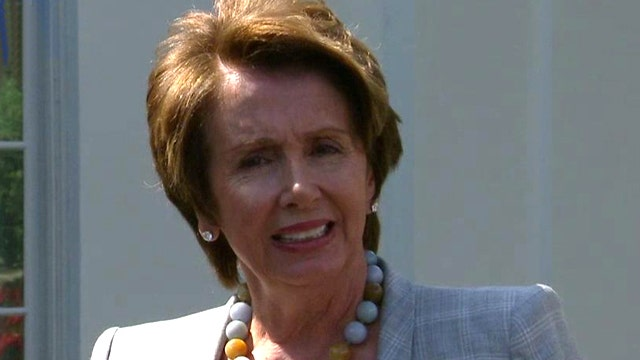 Pelosi: Use of chemical weapons in Syria cannot be ignored