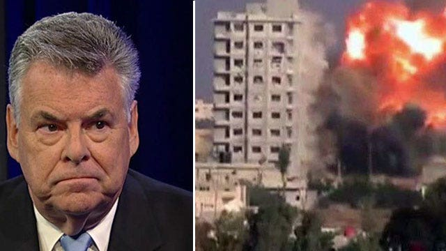 Rep. Peter King: Obama doesn't need congressional approval