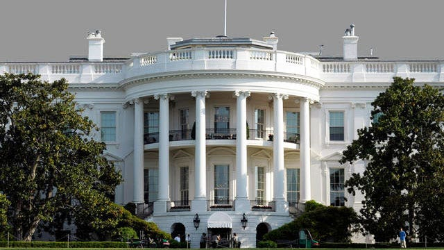 President, congressional leaders talk Syria at White House