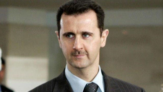 Report: Assad regime's military assets on the move