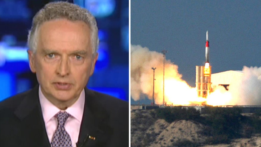 Fox News Strategic Analyst Lt. Col. Ralph Peters spoke to KT McFarland on DefCon 3
