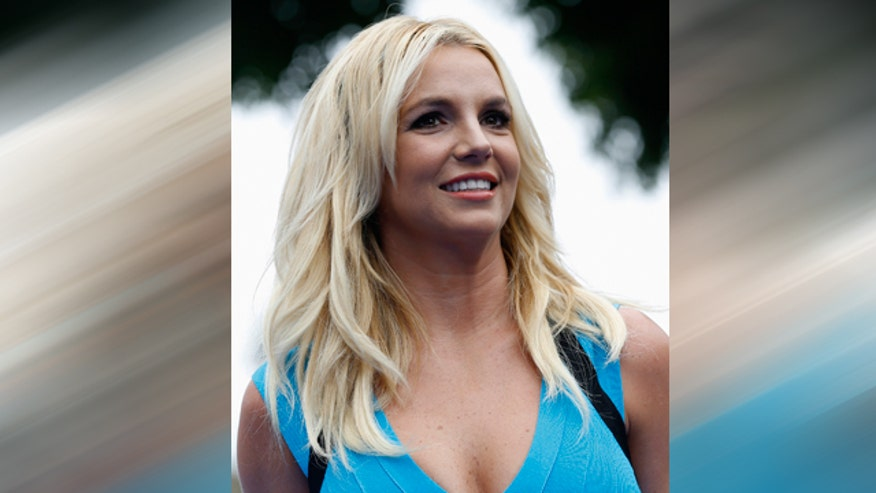 Britney Spears called out her ex at her show