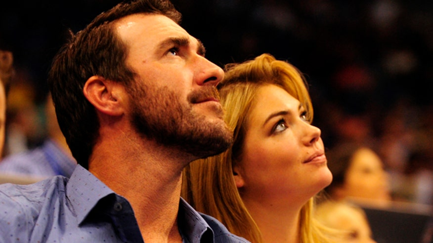 Justin Verlander opened up about his nude pics with Kate Upton