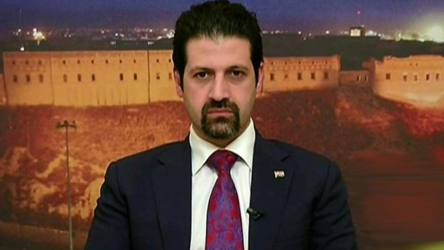 Kurdistan Regional Government Deputy Prime Minister Qubad Talabani speaks out
