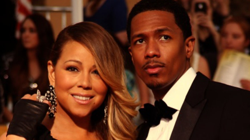 Nick Cannon tweets about his marriage to Mariah Carey