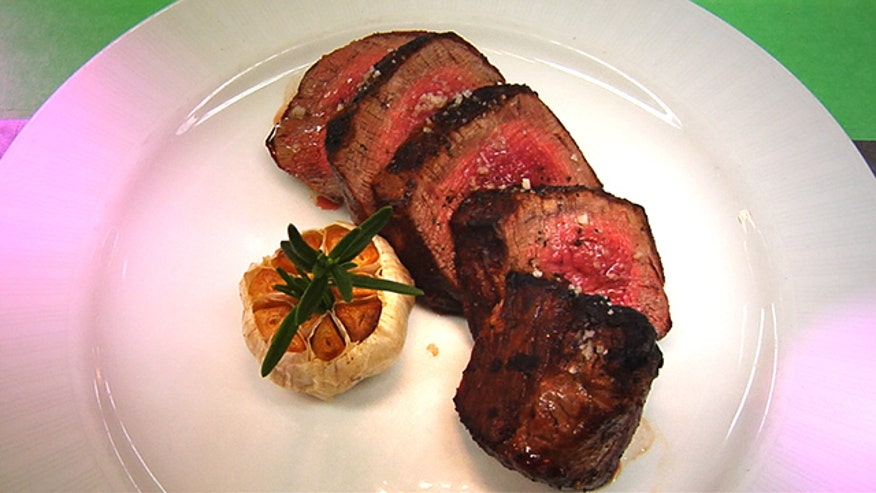 No one knows how to make a sexy filet Mignon like this famed NYC steakhouse.