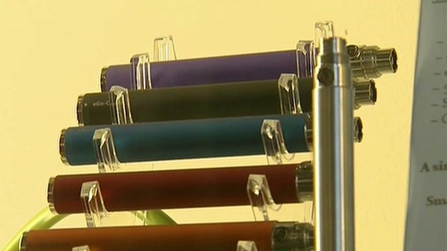CDC: E-cigarettes could become gateway to nicotine for kids