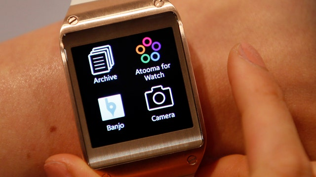 Hands-On With Samsung's Galaxy Gear