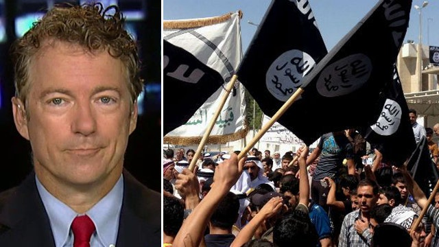 Sen. Paul on ISIS threat: We need to protect ourselves