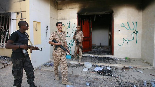 Benghazi responders ready to go - and told to 'stand down'