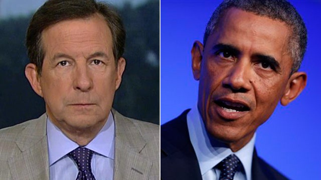 Chris Wallace discusses Obama's tougher stance on ISIS