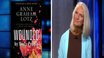 Anne Graham Lotz talks about her new book and her father, Rev. Billy Graham
