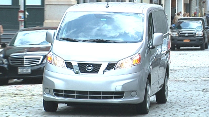 Fox Car Report drives the 2013 Nissan NV200.