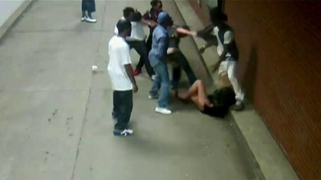 Brutal Attack Caught On Camera Latest News Videos  Fox News-9437