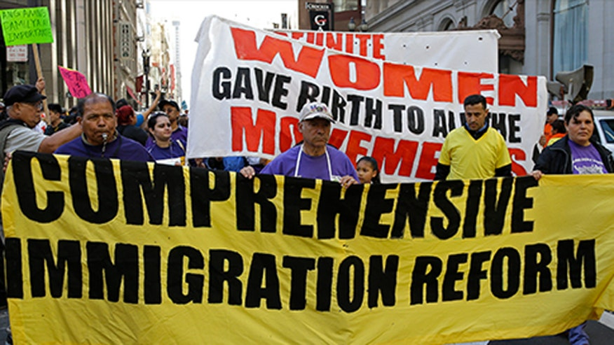 Immigration reform put on hold until after midterm election