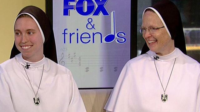 Nuns top Billboard classical music chart